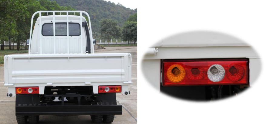 đèn hậu xe tải veam vt160