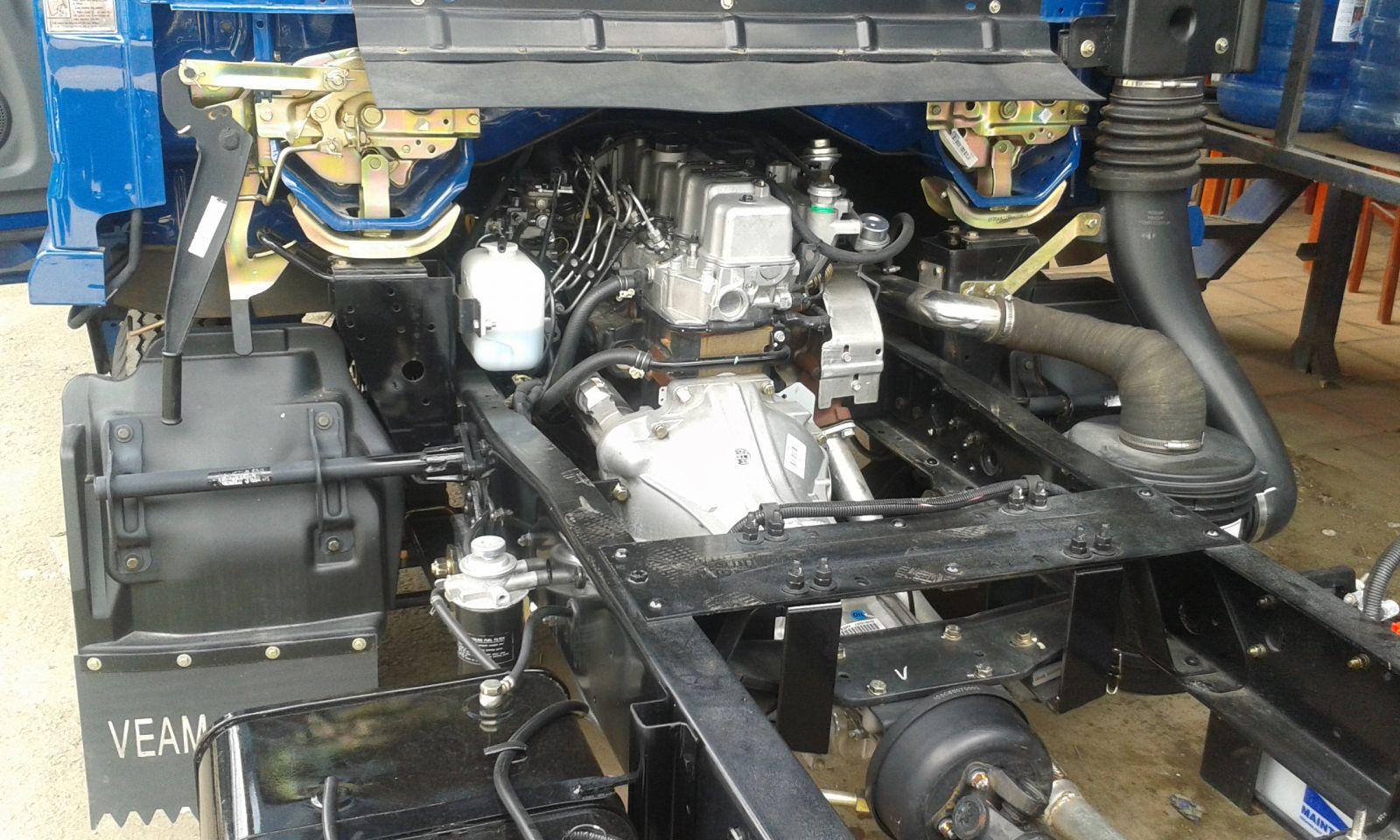 động cơ xe tai veam vt252-1