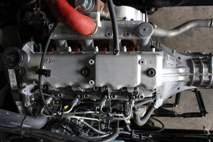 động cơ xe ben veam vb200
