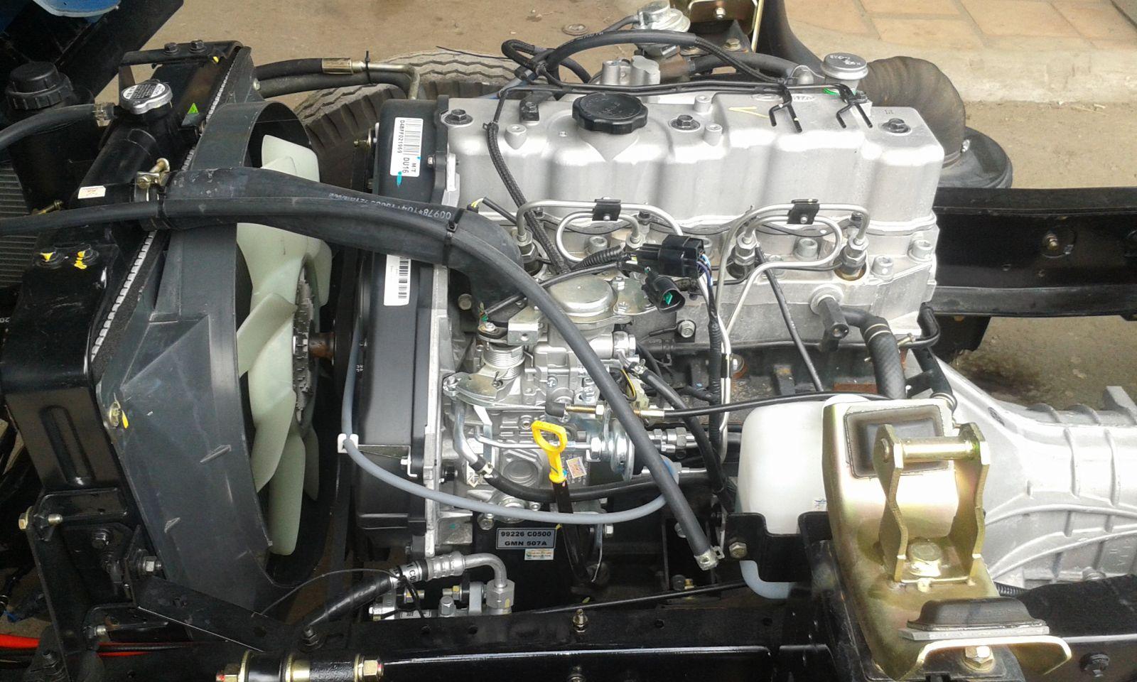 động cơ veam vt252-1 2t4