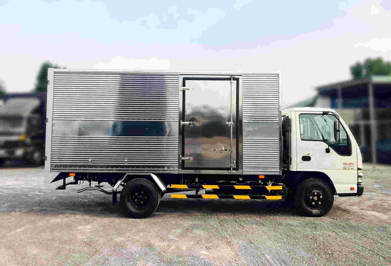 Xe tải 1t5 Isuzu QKR55F