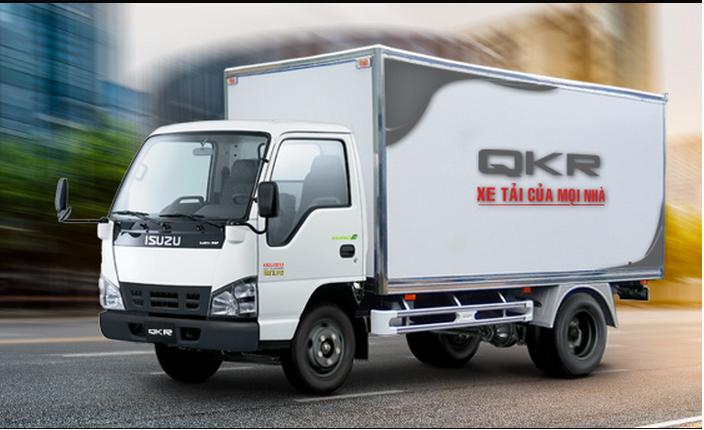 Xe tải 1t9 Isuzu QKR55H