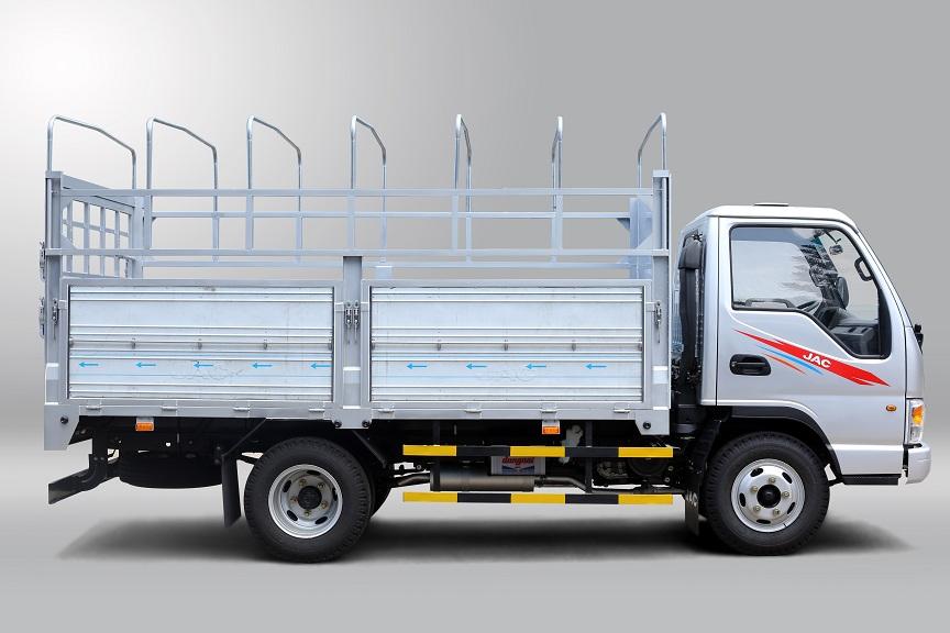 Xe tải 1t25 Jac HFC1025K