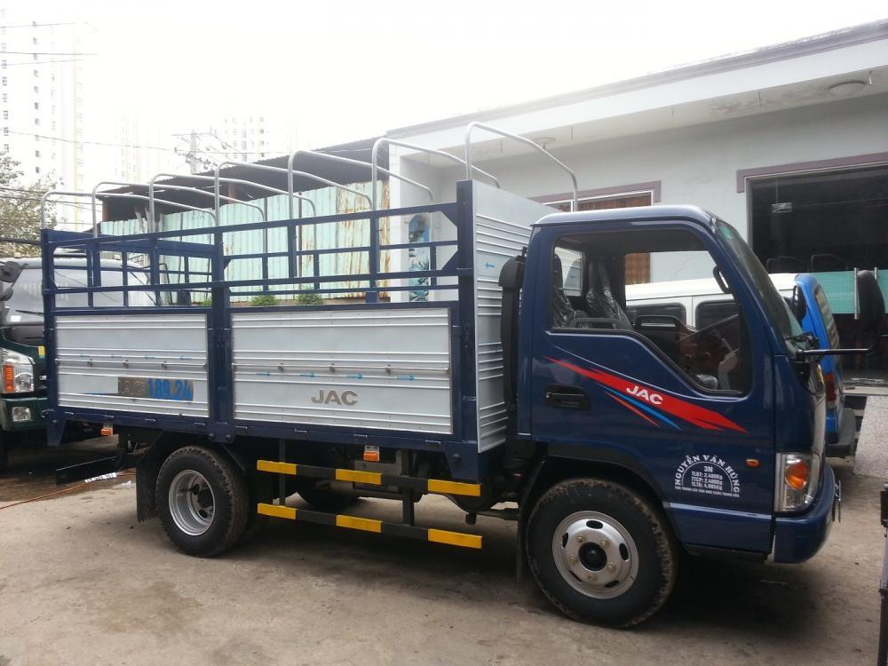 Xe tải 1T4 Jac HFC1030K