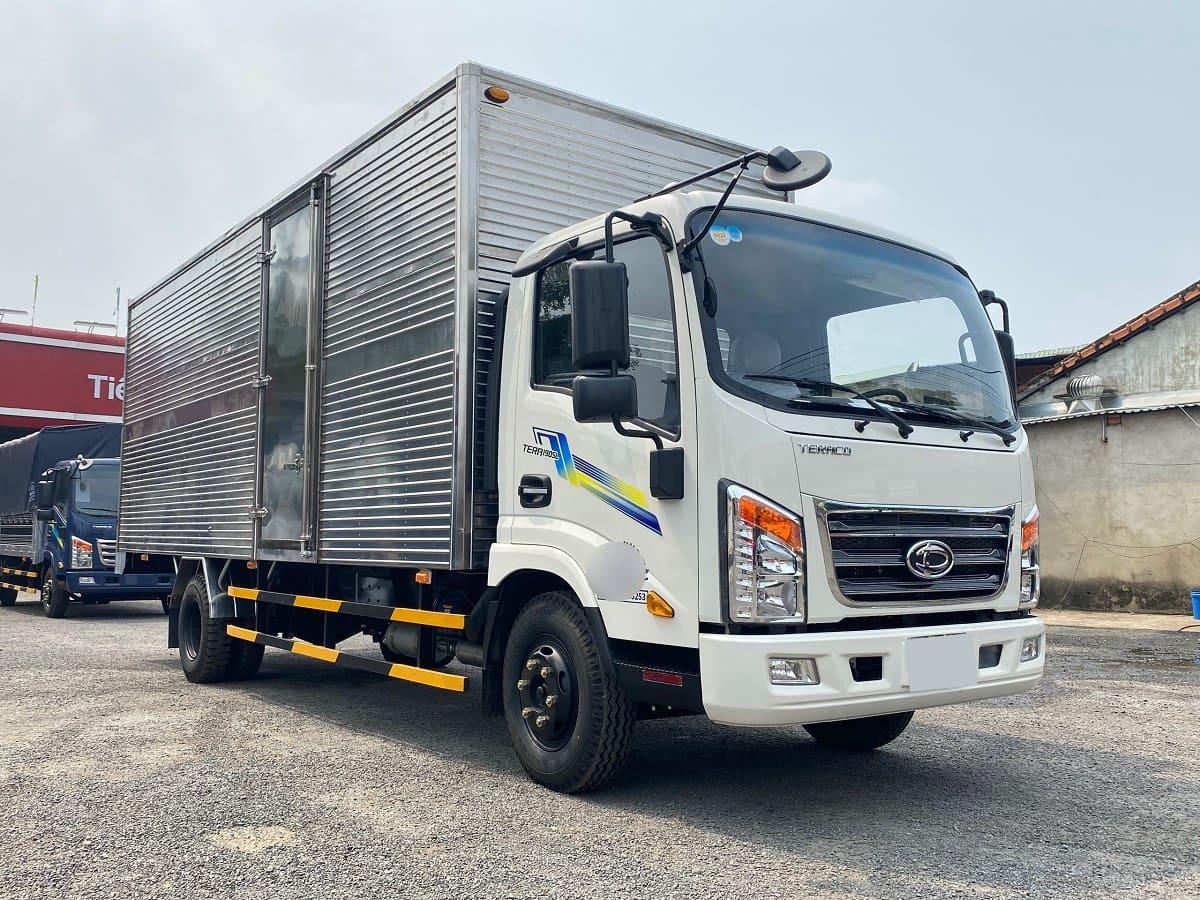 xe tải Teraco của nước nào