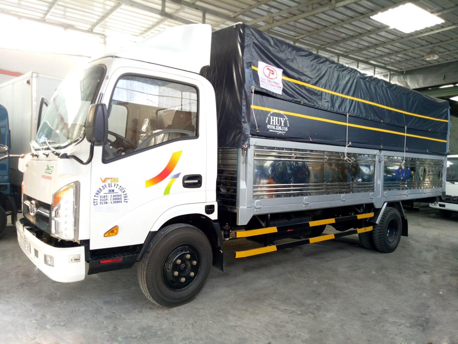 hình ảnh xe tải veam vt260