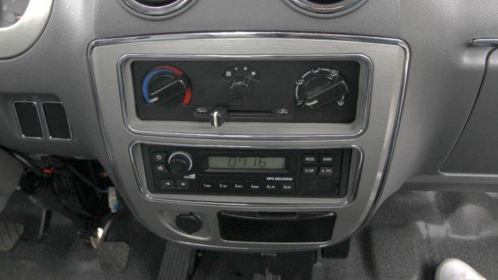 bảng điều khiển xe tải veam vt160