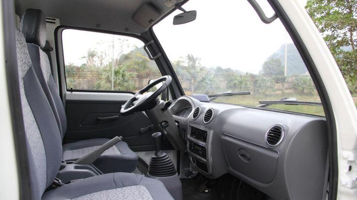 cabin xe tải veam vt160