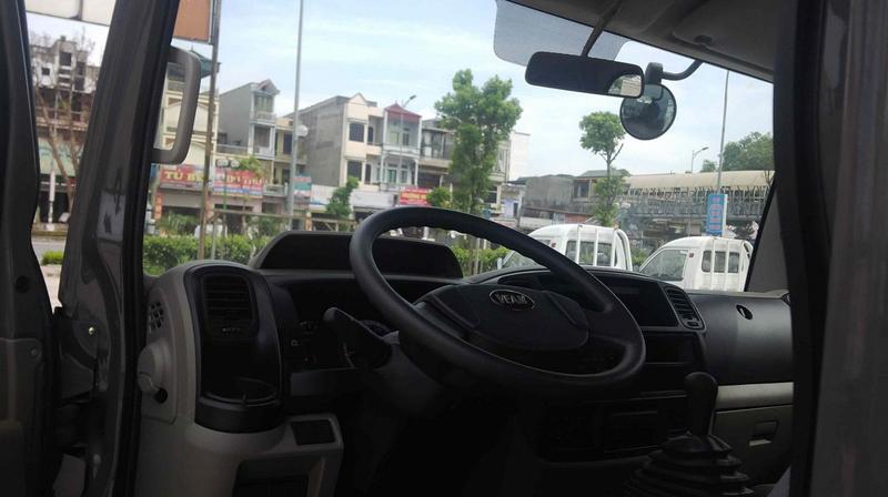 Cabin xe tải veam vt652
