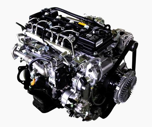 động cơ xe veam vt652