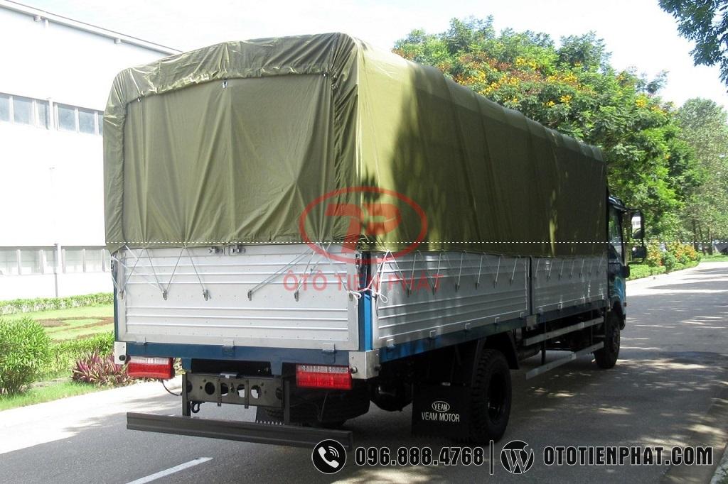 Đuôi xe tải veam vt260-1