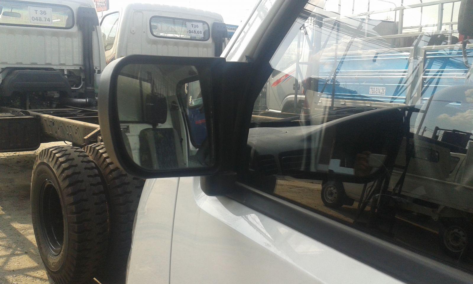 gướng chiếu hậu xe tải veam star