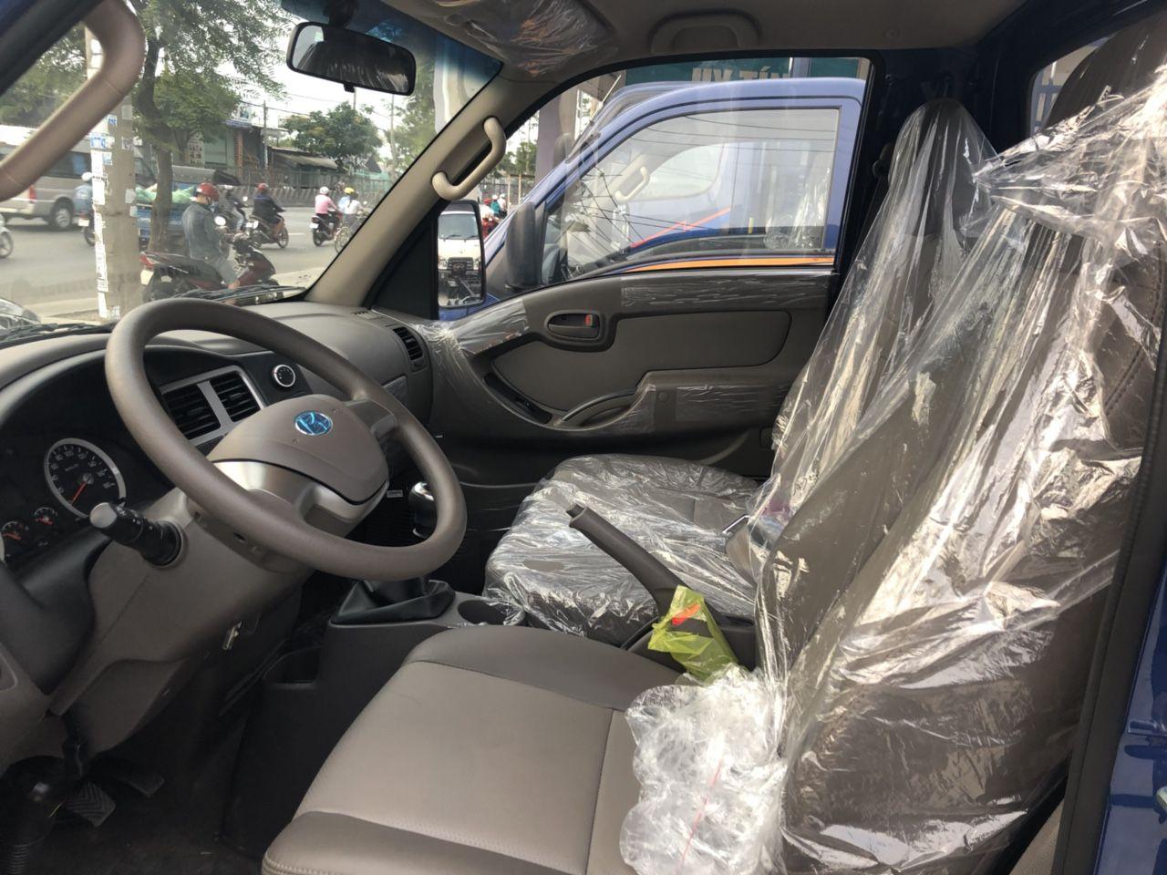 hệ thống âm thanh của xe tải đông lạnh 1 tấn hãng hyundai