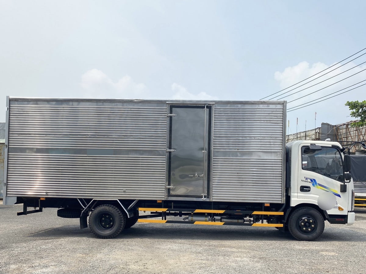 Ngoại thất xe tải Teraco