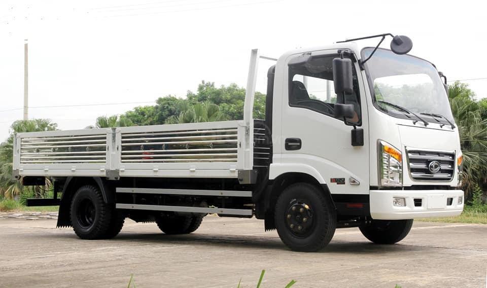 Ngoại thất xe tải Teraco 345sl