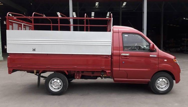 ngoại thất xe tải kenbo