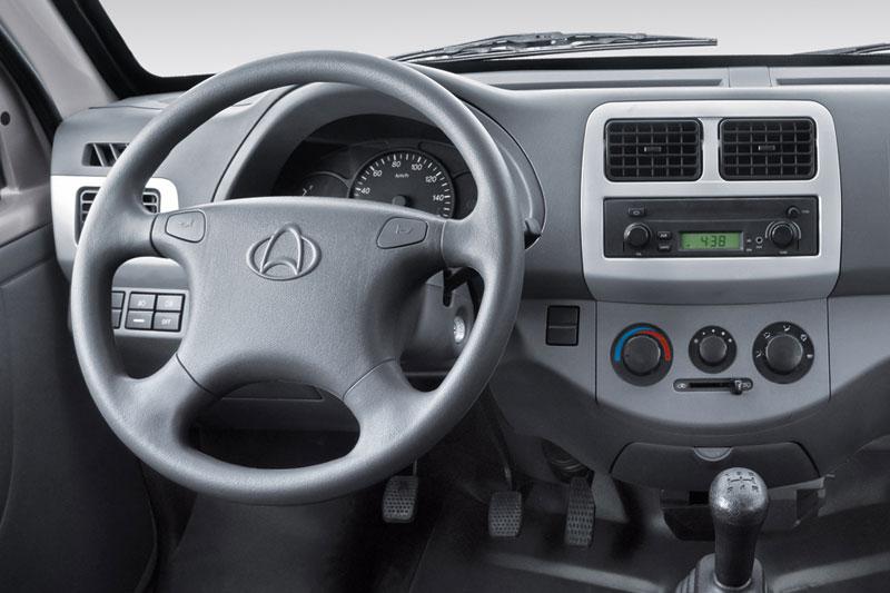 nội thất xe tải veam new star 850kg