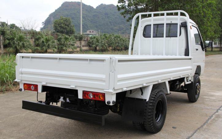 thùng xe tải veam vt160