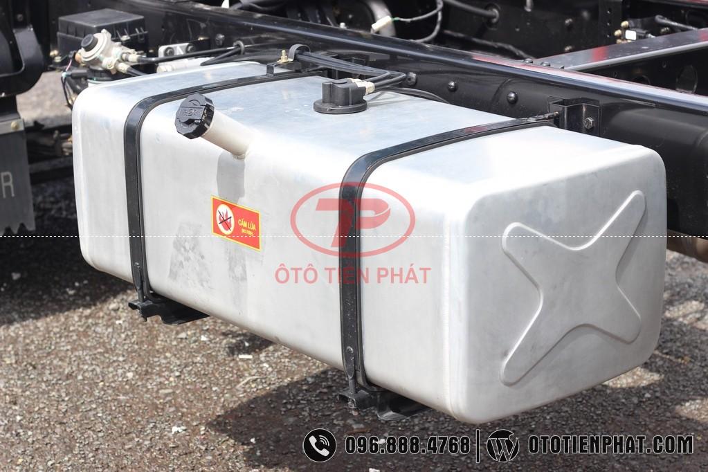 Thùng dầu xe tải veam vt260-1