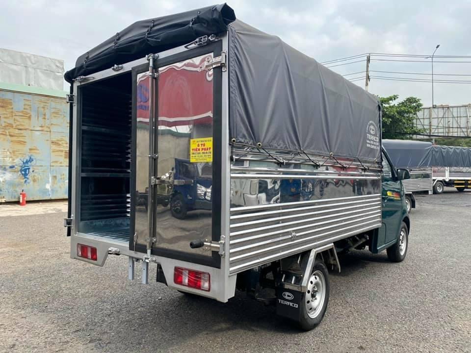 thùng xe tải Teraco 100