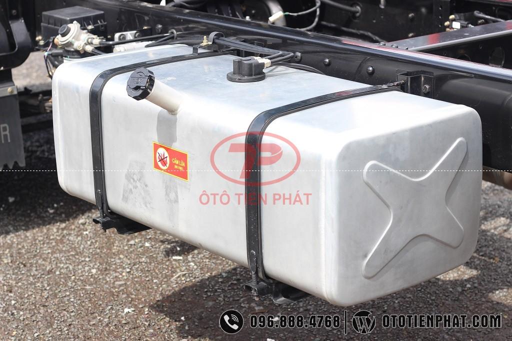 thùng dầu xe tải 3.5 tấn