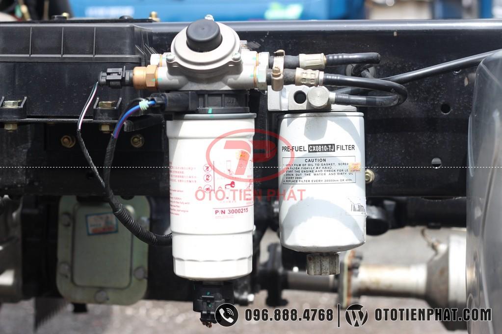 Turbo tăng áp veam vt260-1