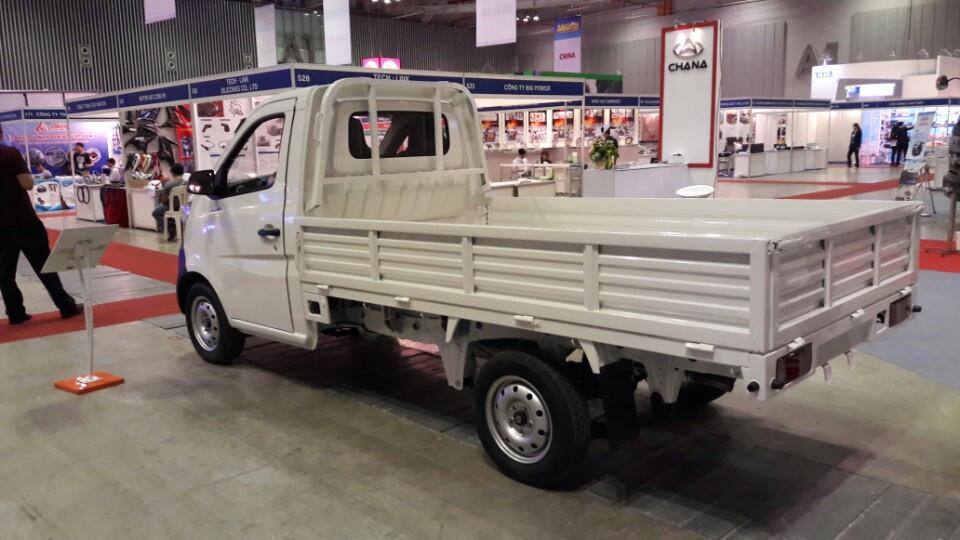 xe tải veam new star thùng lửng