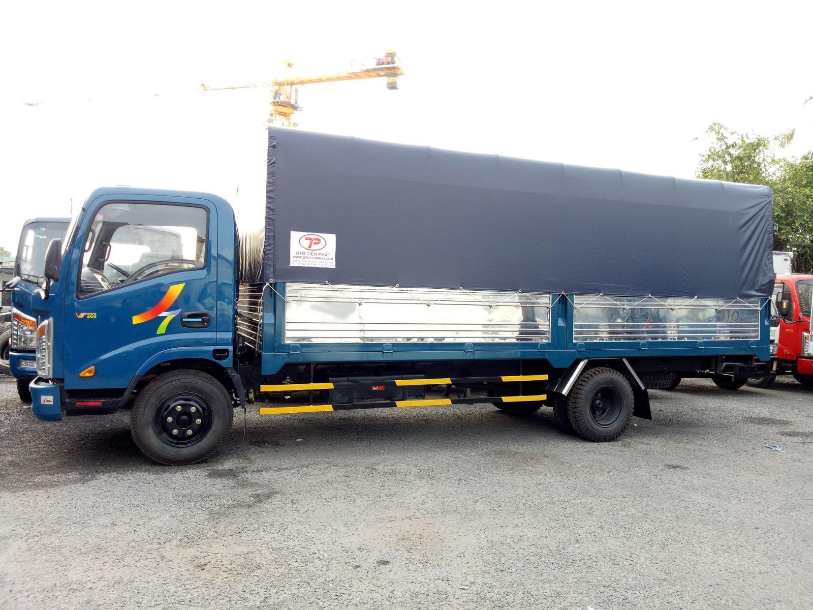 xe tải veam của nước nào