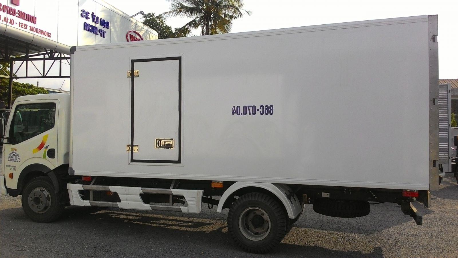 ưu điểm xe tải veam 5 tấn vpt500